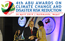 4th ABU Awards on Climate Change and DRR