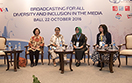 GA 2016: Women With the Wave – Diversity and Inclusion in the Media Forum