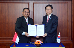 ABU News - KBS and TVRI agree to cooperate on news and programming