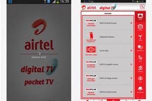 Airtel Digital TV unveils Pocket TV mobile app