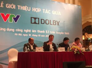 VTV-Vietnam launched 3 TV channels in Dolby Digital Plus